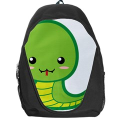 Kawaii Snake Backpack Bag