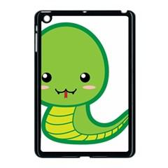 Kawaii Snake Apple iPad Mini Case (Black)