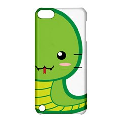 Kawaii Snake Apple iPod Touch 5 Hardshell Case with Stand
