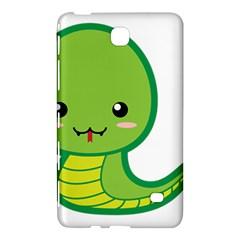 Kawaii Snake Samsung Galaxy Tab 4 (7 ) Hardshell Case