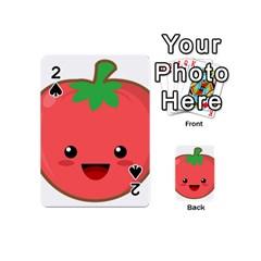 Kawaii Tomato Playing Cards 54 (Mini)
