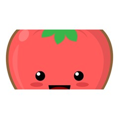 Kawaii Tomato You Are Invited 3d Greeting Card (8x4)