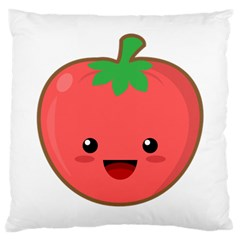 Kawaii Tomato Large Cushion Cases (Two Sides)
