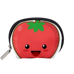 Kawaii Tomato Accessory Pouches (Small)