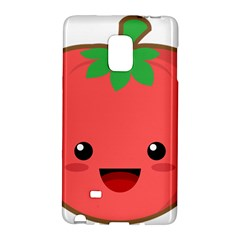 Kawaii Tomato Galaxy Note Edge