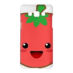Kawaii Tomato Samsung Galaxy A5 Hardshell Case