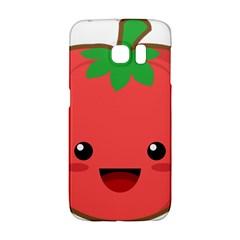 Kawaii Tomato Galaxy S6 Edge