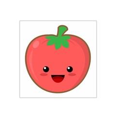 Kawaii Tomato Satin Bandana Scarf