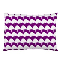 Tree Illustration Gifts Pillow Cases (Two Sides)