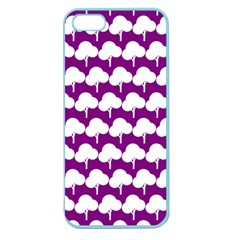 Tree Illustration Gifts Apple Seamless iPhone 5 Case (Color)