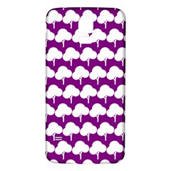 Tree Illustration Gifts Samsung Galaxy S5 Back Case (white)