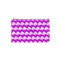 Tree Illustration Gifts Cosmetic Bag (Small)