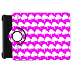 Tree Illustration Gifts Kindle Fire HD Flip 360 Case