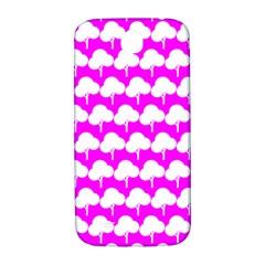 Tree Illustration Gifts Samsung Galaxy S4 I9500/I9505  Hardshell Back Case