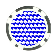 Tree Illustration Gifts Poker Chip Card Guards (10 pack)