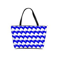 Tree Illustration Gifts Shoulder Handbags