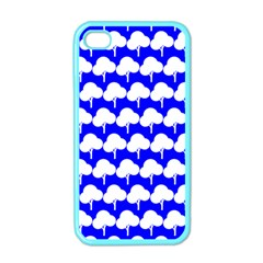 Tree Illustration Gifts Apple iPhone 4 Case (Color)