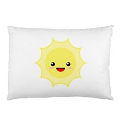 Kawaii Sun Pillow Cases