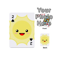 Kawaii Sun Playing Cards 54 (Mini)