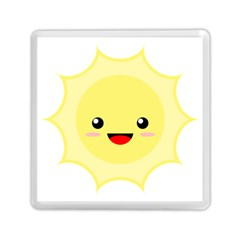Kawaii Sun Memory Card Reader (Square)