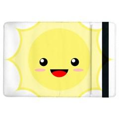 Kawaii Sun iPad Air Flip