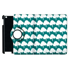 Tree Illustration Gifts Apple Ipad 2 Flip 360 Case