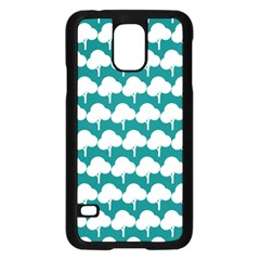 Tree Illustration Gifts Samsung Galaxy S5 Case (black)