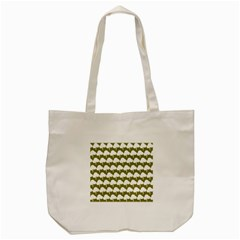 Tree Illustration Gifts Tote Bag (Cream)