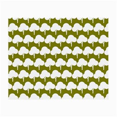 Tree Illustration Gifts Small Glasses Cloth