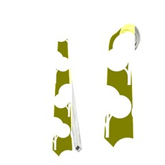 Tree Illustration Gifts Neckties (Two Side)