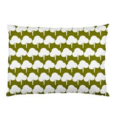 Tree Illustration Gifts Pillow Cases