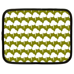 Tree Illustration Gifts Netbook Case (XXL)