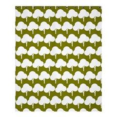 Tree Illustration Gifts Shower Curtain 60  X 72  (medium)