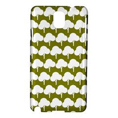 Tree Illustration Gifts Samsung Galaxy Note 3 N9005 Hardshell Case