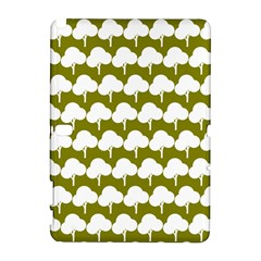 Tree Illustration Gifts Samsung Galaxy Note 10.1 (P600) Hardshell Case