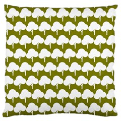 Tree Illustration Gifts Standard Flano Cushion Cases (One Side)