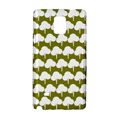 Tree Illustration Gifts Samsung Galaxy Note 4 Hardshell Case
