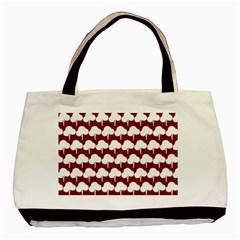 Tree Illustration Gifts Basic Tote Bag