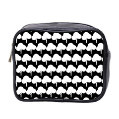Pattern 361 Mini Toiletries Bag 2-Side