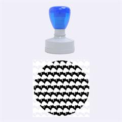 Pattern 361 Rubber Round Stamps (Medium)