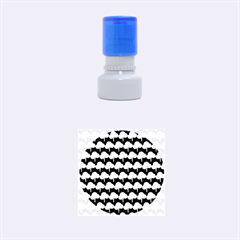 Pattern 361 Rubber Round Stamps (Small)