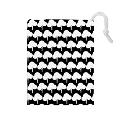 Pattern 361 Drawstring Pouches (Large)