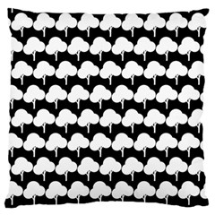 Pattern 361 Large Flano Cushion Cases (One Side)