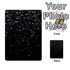 Crystal Bling Strass G283 Multi-purpose Cards (Rectangle)