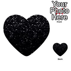 Crystal Bling Strass G283 Multi-purpose Cards (Heart)