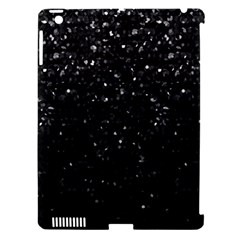 Crystal Bling Strass G283 Apple iPad 3/4 Hardshell Case (Compatible with Smart Cover)