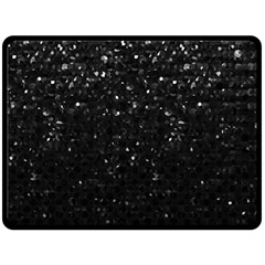 Crystal Bling Strass G283 Double Sided Fleece Blanket (Large)