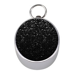 Crystal Bling Strass G283 Mini Silver Compasses
