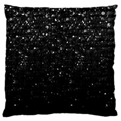 Crystal Bling Strass G283 Large Flano Cushion Cases (one Side)