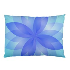 Abstract Lotus Flower 1 Pillow Cases